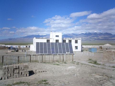 8 milliards du crédit indien pour l'électrification rurale disparaissent.
