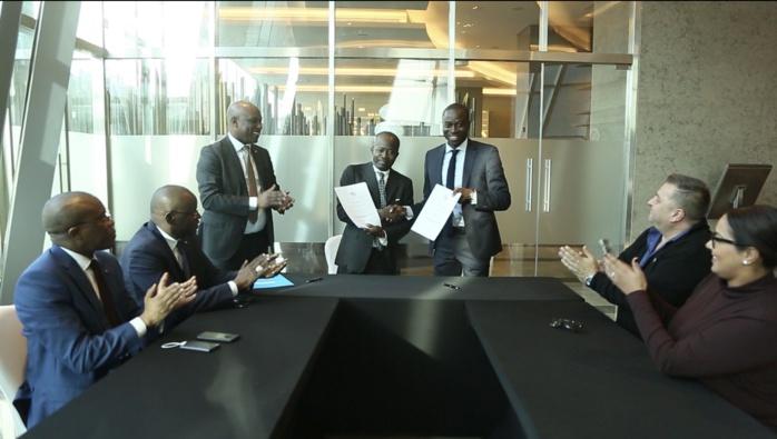 Jeux Olympiques de la Jeunesse Dakar 2022 : CNOSS / PETRODIVE signent un accord de partenariat.