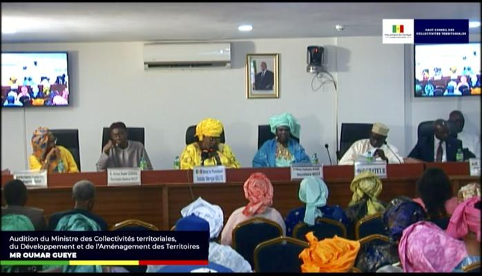 HCCT/Audition de Oumar Guèye : La gestion des déchets, le soutien aux communes et la responsabilité des maires au cœur des échanges