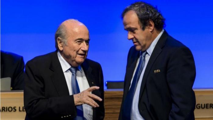Justice : La FIFA dépose une plainte contre Sepp Blatter et Michel Platini