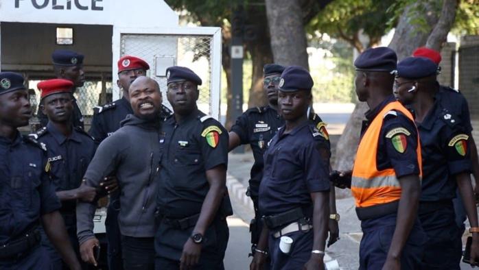 Arrêtés pour manifestation interdite : Babacar Diop, Guy Marius Sagna et Cie devant le juge ce mercredi et jeudi
