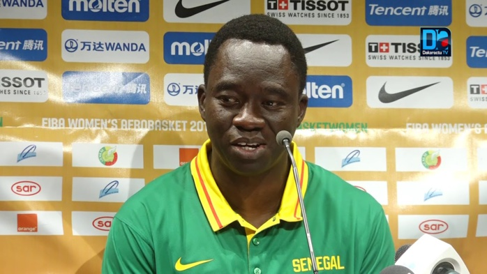 Basket : Cheikh Sarr demis de ses fonctions d'entraineur des « Lionnes »