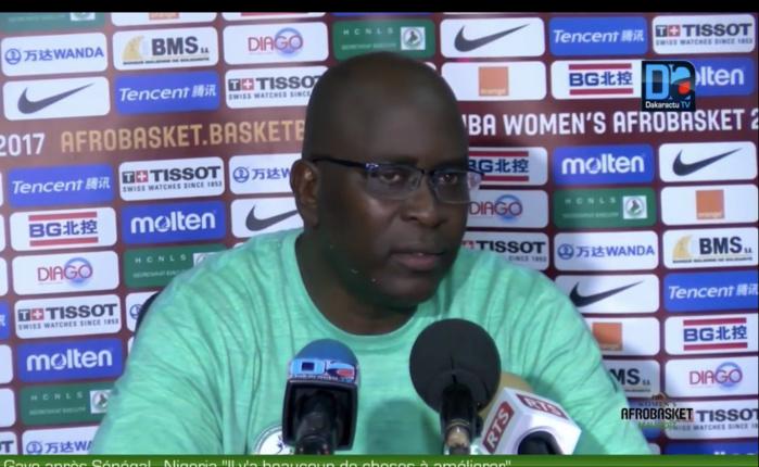 Moustapha Gaye (Nouveau DTN Basket) : « C'est un honneur pour moi d'être promu à ce niveau… »