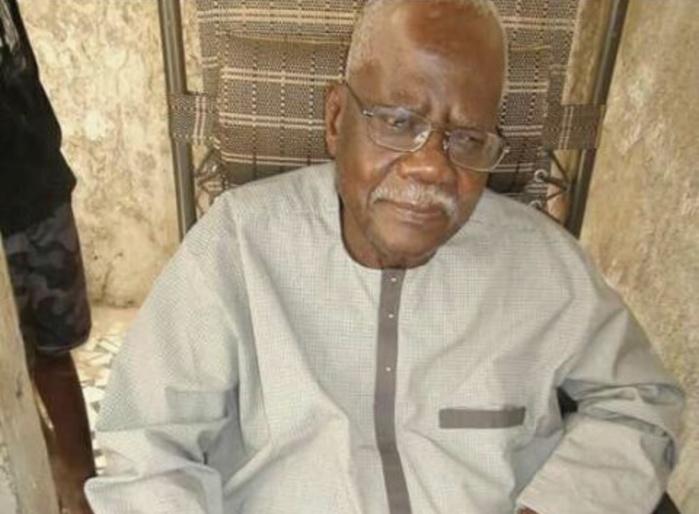 Kaolack : Décès de l'ancien député Thierno Samb.