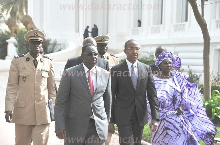Quel est l'agenda international de Macky Sall ?