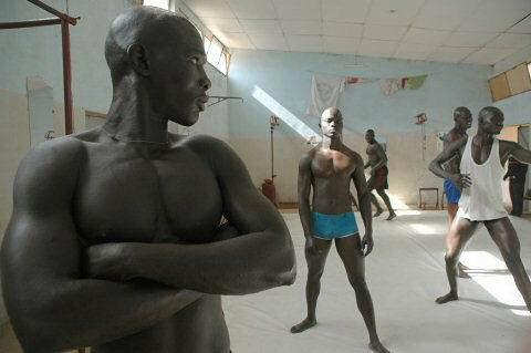 Abdoulaye Wade et ses invités séquestrés hier par des lutteurs