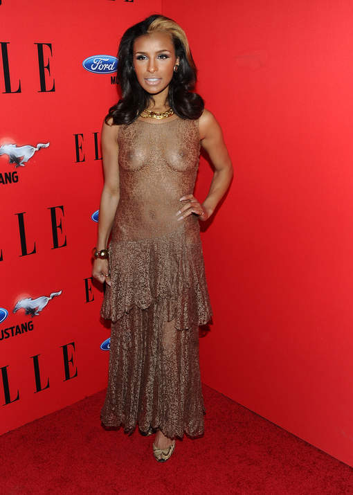 Adrienne Bailon Completely Naked 77