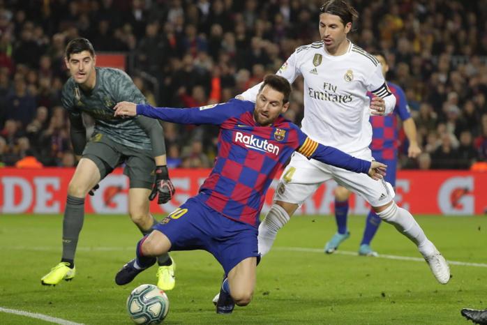 Clasico / Barca – Real Madrid : Premier match nul et vierge depuis 17 ans…