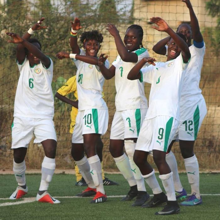 Football féminin / Match de préparation CAN 2020 : Les « Lionnes » s'imposent (3-2) devant les Gambiennes