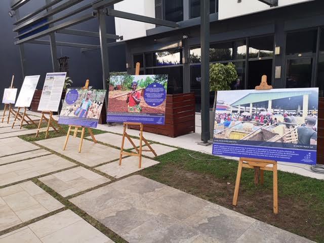 Pour célébrer 40 ans d'appui au développement économique local : L'agence d'investissement des Nations Unies lance une exposition photo de 10 jours.