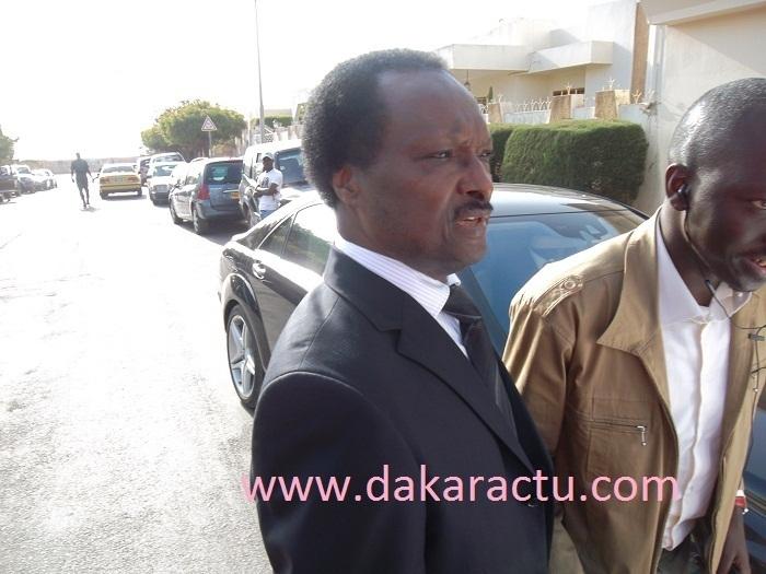 Baba Diao Itoc, conseiller spécial de Macky Sall.