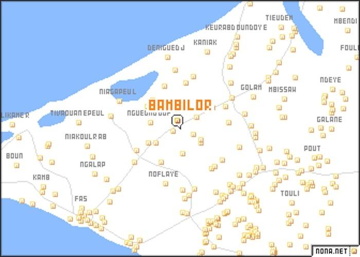 Bambylor, Jaxaay et Sangalkam s'élèvent contre la remise en cause du dernier découpage administratif