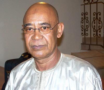 Mahmout Saleh, ministre conseiller à la présidence.