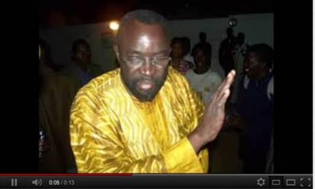 Moustapha Cissé Lô nommé conseiller spécial du président de la République.