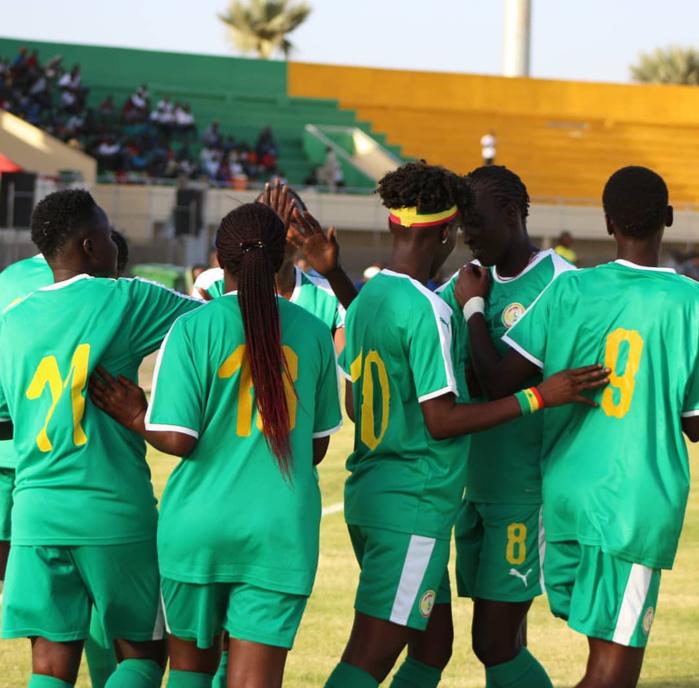 """Foot féminin / Préparation éliminatoires CAN 2021 : Les """"Lionnes"""" s'imposent une nouvelle fois contre les Gambiennes (4-2)"""