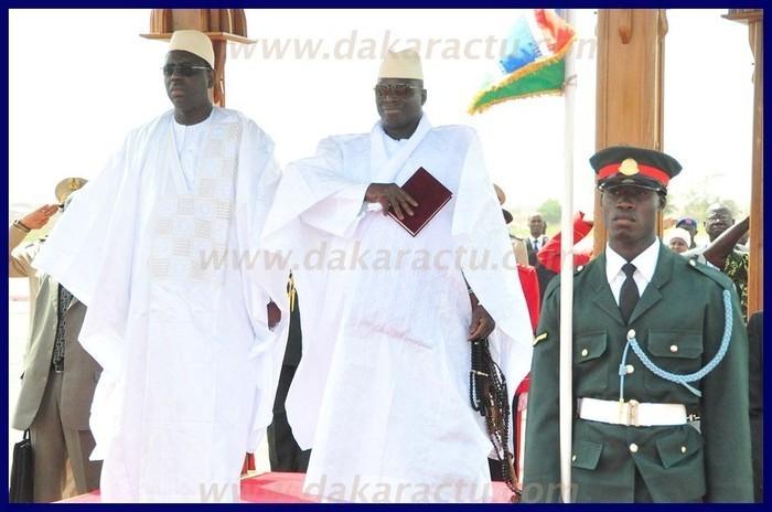 Les bêtises de Jammeh à Macky sur la résolution de la crise casamancaise: Maitre chanteur ou médiateur?