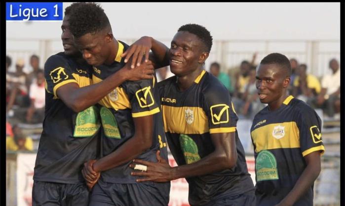 3ème Journée Ligue 1 : Teungueth FC corrige le Stade de Mbour (3-0) devant son public.