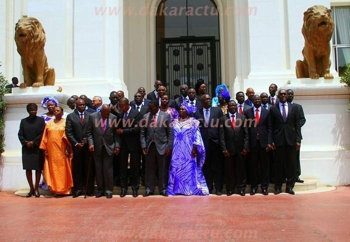 Gouvernement d'Abdoul Mbaye: remaniement imminent.