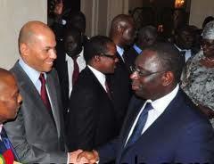 Demain, Macky Sall rencontre Karim Wade au George V.