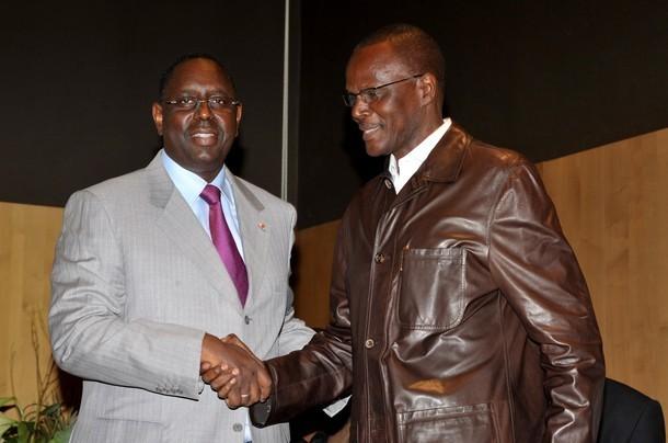 Ousmane Tanor Dieng prêt pour une coalition avec Macky Sall en vue des législatives.