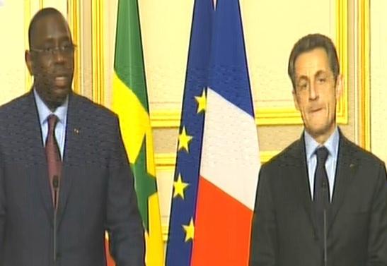 Dernière minute: Nicolas Sarkozy salue la réduction de la durée du mandat présidentiel au Sénégal.