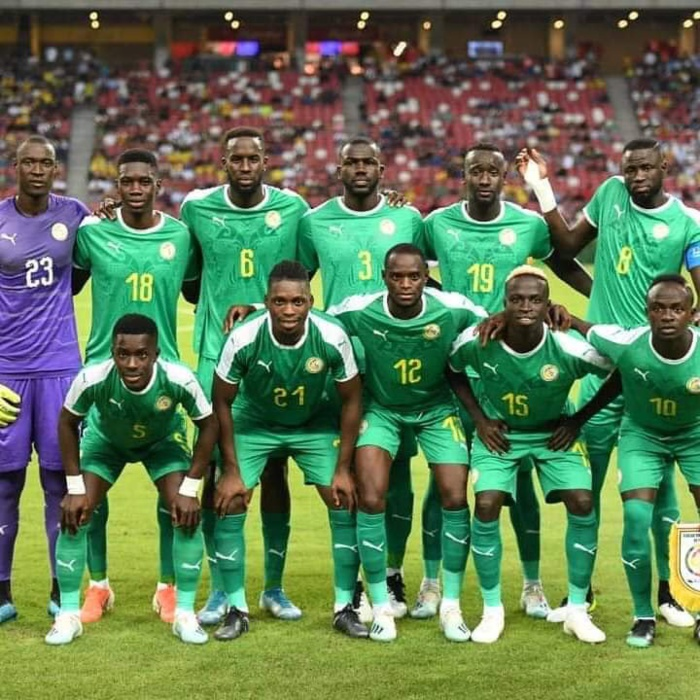 Éliminatoires Mondial 2022 : Le Sénégal dans le chapeau 1