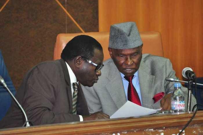 Exclusif! Abdoulaye Wade dévoile les dessous de sa brouille avec Pape Diop et Mamadou Seck (Par Cheikh Yérim Seck)