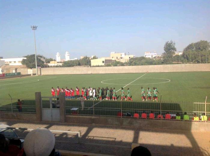 4ème journée Ligue 1 : Niary Tally et Pikine se neutralisent (0-0).