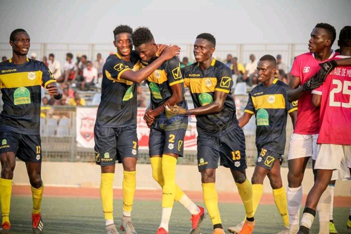 4ème journée Ligue 1 : Teungueth FC chipe la première place à Dakar Sacré-Cœur (2-0)