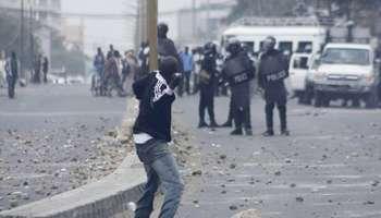 Dernière minute: Des affrontements éclatent entre thiantacounes et forces de l'ordre à Thiès.