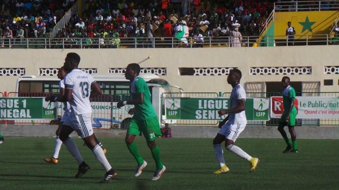 4ème journée Ligue 1 : Albert Diène relance le Jaraaf sur un doublé contre le Casa (2-1)