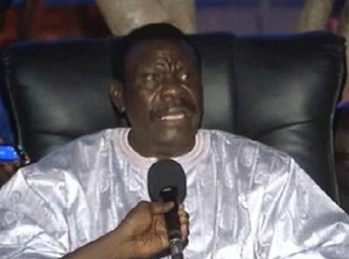 Le leader de la génération Gueum sa bopp Babacar Mbaye Mouskade, lance l'opération Takhawou Cheikh bi.
