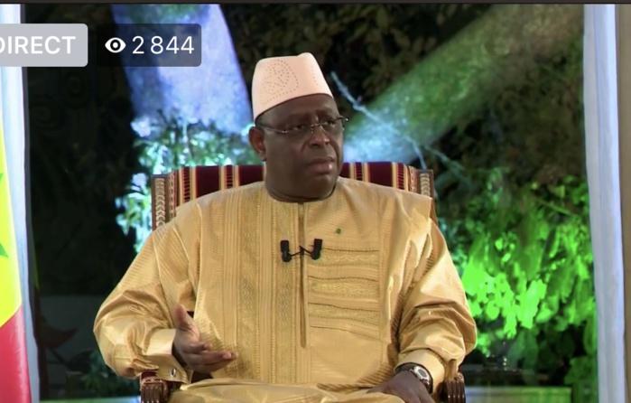 Marches interdites au Sénégal : Macky Sall déconstruit les idées reçues.