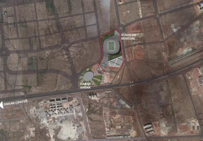 Président Macky Sall : « Les travaux du stade olympique de Diamniadio seront lancés avant la fin du mois de janvier »