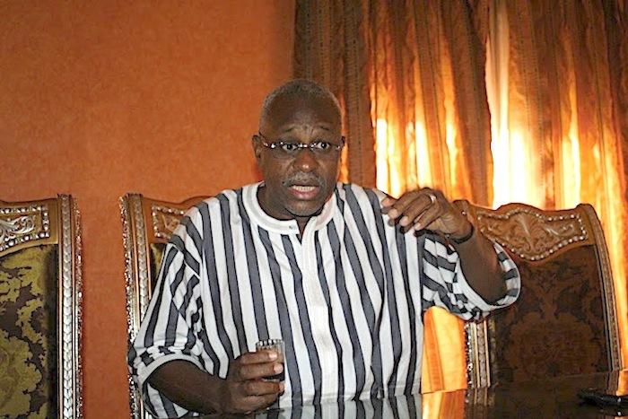 Tentant d'intercéder en faveur de Béthio, Mbackiyou Faye éconduit...