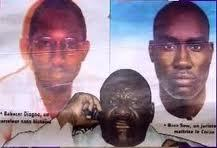Inhumation de Bara Sow et d'Ababacar Diagne: Serigne Cheikh Saliou envoie son fils pour la prière funéraire.