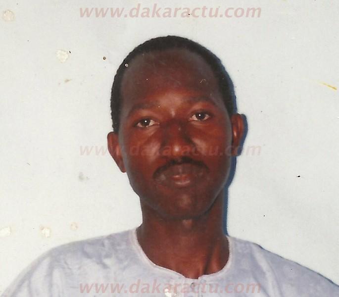 """Ablaye Diagne, frère d'un des thiantacounes assassinés à Madinatoul Salam: """"C'est le nommé Khadim Ndella qui a abattu mon frère""""."""