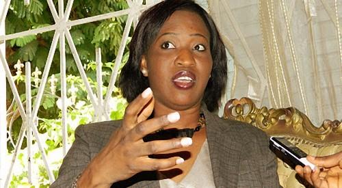 A quel poste est nommée Zahra Iyane Thiam ?