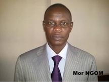 Mor Ngom et les travailleurs de l'Agence des aéroports du Sénégal (ADS)