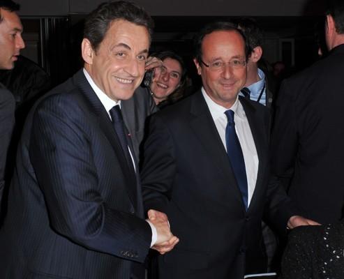 Débat entre Sarkozy et Hollande: jour J.