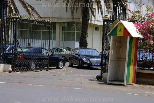 Parc automobile de la présidence: plus de 700 véhicules récupérés