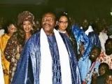 Cheikh Béthio reçoit une de ses ex-épouses, des chefs religieux et des thiantacounes