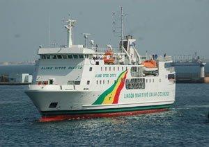 """""""Le bateau n'a pas connu de problème technique""""Seydou Diallo"""
