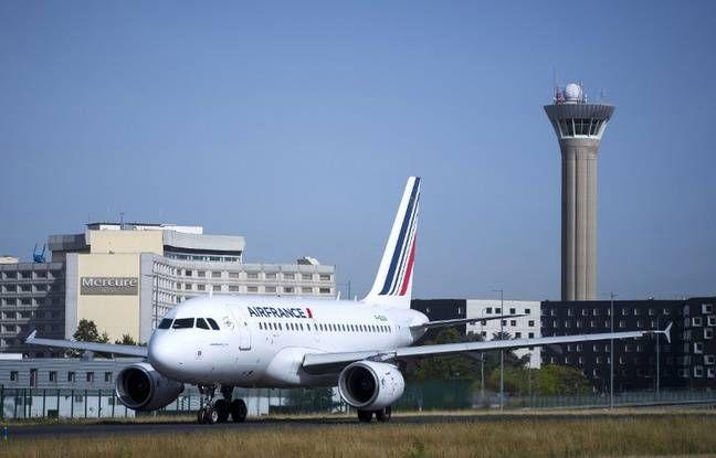 Aéroport de Roissy : Un jeune voyageur clandestin retrouvé mort ce matin dans le train d'atterrissage d'un avion.