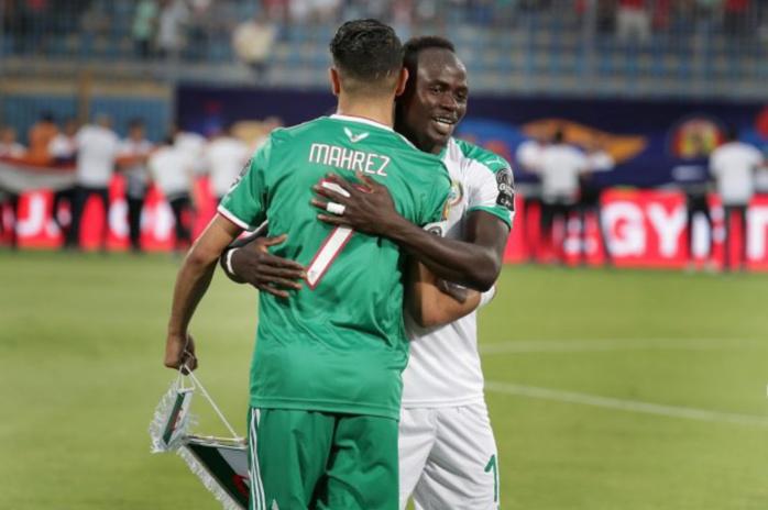 CAF Awards 2019 : Le message de Riyad Mahrez à Sadio Mané…