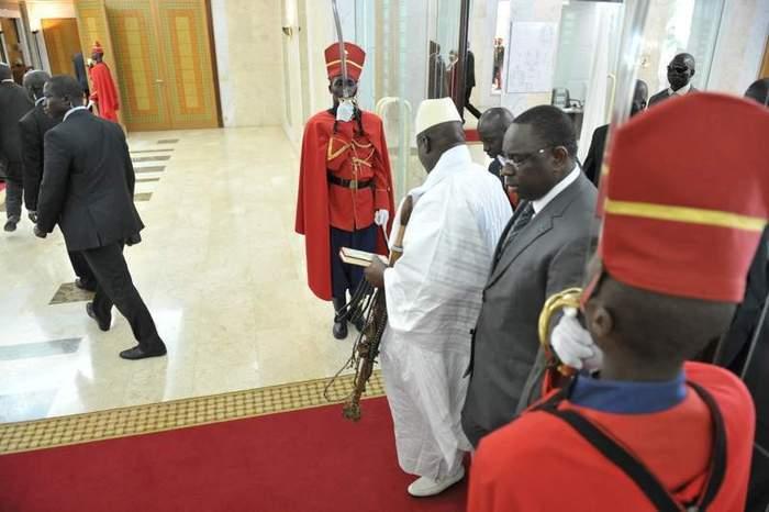 Macky Sall annonce l'augmentation de la participation militaire du Sénégal en Guinée Bissau