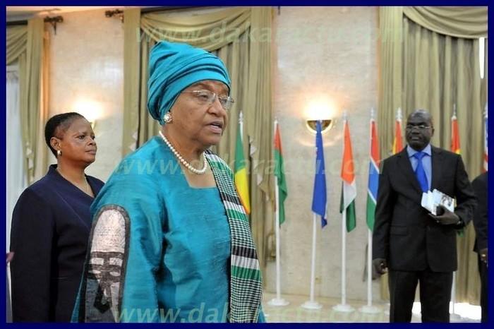 Les images des chefs d'Etat venus assister au sommet de la Cedeao sur la Guinée Bissau et le Mali à Dakar