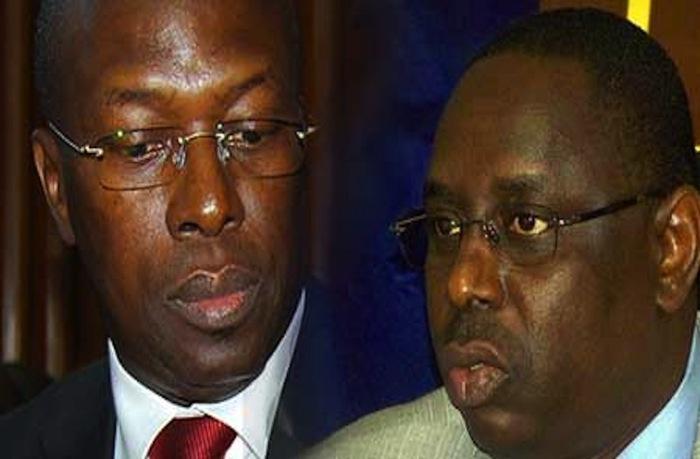"""Nous sommes des amis, mais..."" (Souleymane Ndéné Ndiaye à Macky Sall)"
