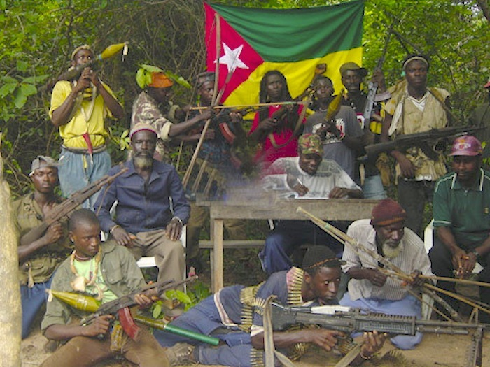 Le virulent chef rebelle Ousmane Gnantang Diatta exfiltré du maquis
