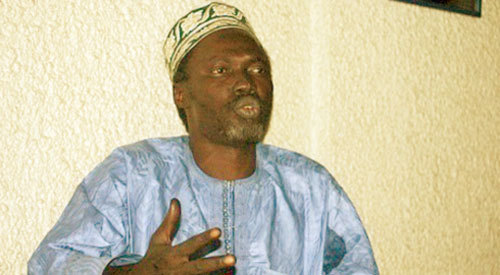 """Le député libéral Elhadji Malick Guèye défend Macky Sall: """"Les gens du Pds sont jaloux. Je demande aux Sénégalais de sanctionner toutes les listes du Pds""""."""